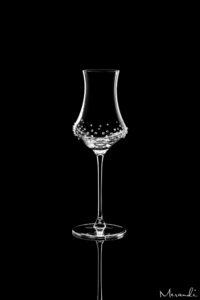 Digestifglas von Spiegelau® mit 95 Swarovski® Kristallen veredelt, Alari