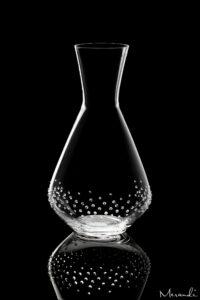 Dekanter von Spiegelau® mit 176 Swarovski® Kristallen veredelt, Aragaz