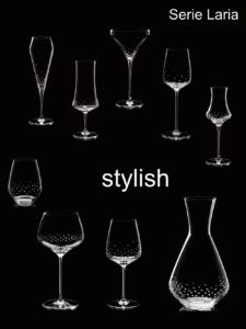 Spiegelau® Gläser, von uns exklusiv mit Swarovski® Kristallen stylish veredelt.