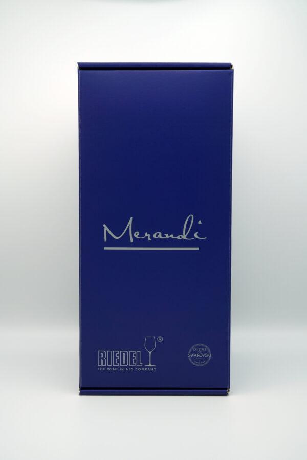 Verpackung Merandi Schweiz, Riedel®, Swarovski® Kristalle
