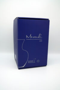 Decanter Riedel®, Cristalli Swarovski®, Merandi Svizzera Juan, Imballaggio