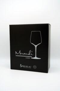 Rotweinglas Spiegelau® Swarovski® Kristalle, Lancer Merandi Schweiz