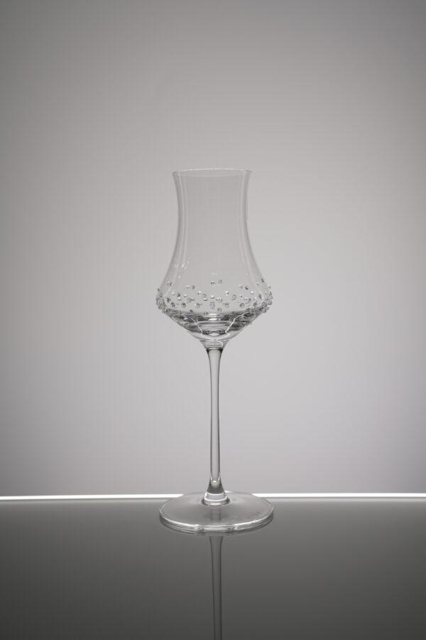 Brandy Digestifglas Alari Merandi Schweiz, Spiegelau, Swarovski Kristalle