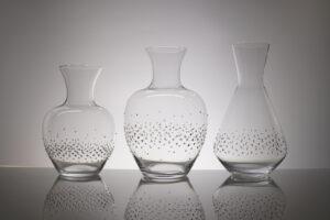 Dekanter, Juan, Luana, Aragaz mit Swarovski Kristallen veredelt