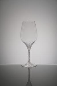 Rotweinglas Sonir Merandi Schweiz, Riedel, Swarovski Kristalle