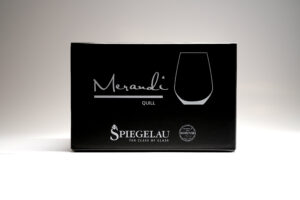 Wasserglas, Merandi Schweiz Quill, Verpackung