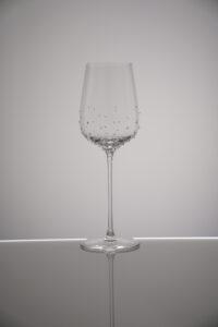 Weissweinglas Silas, Merandi Schweiz, Spiegelau, Swarovski Kristalle