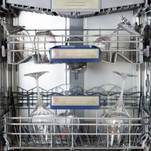 Les verres Merandi dans le lave-vaisselle